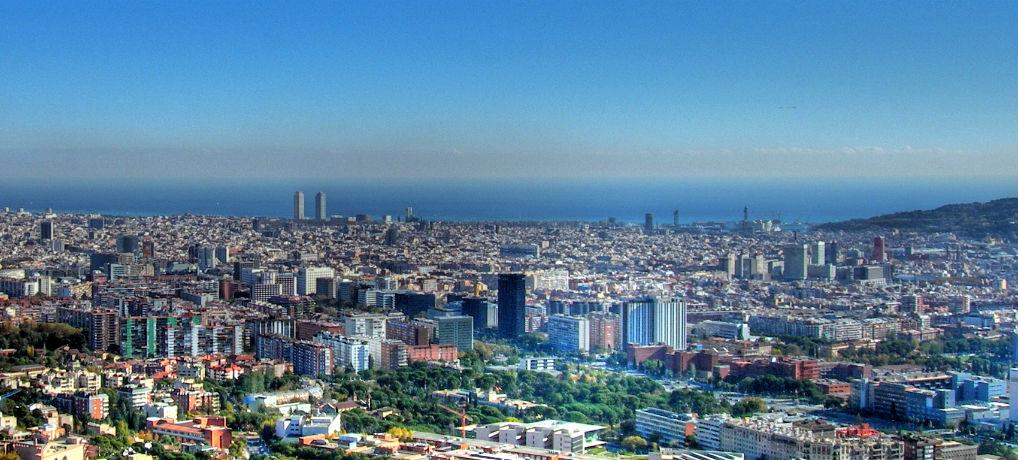 Barcelona-rejsentil