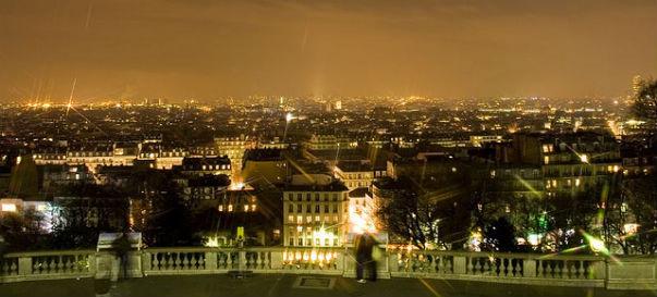 Montmartre Udsigt