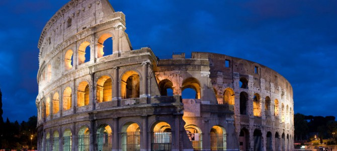 5 seværdigheder i Rom