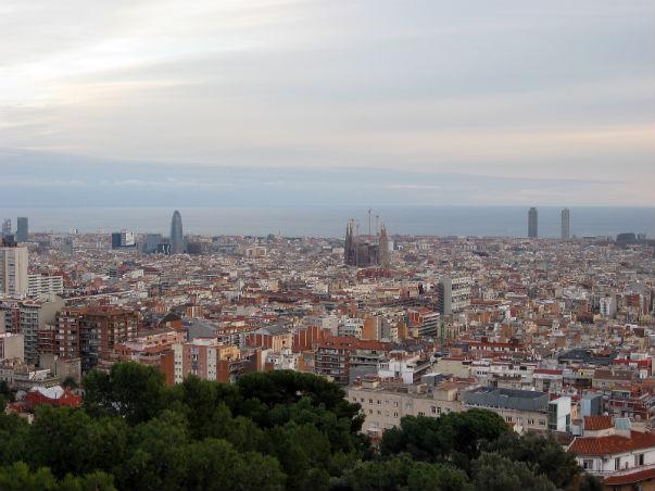 Udsigt-barcelona