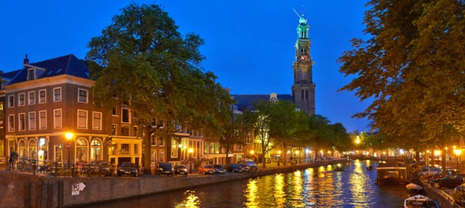 Summer in the city: Amsterdam