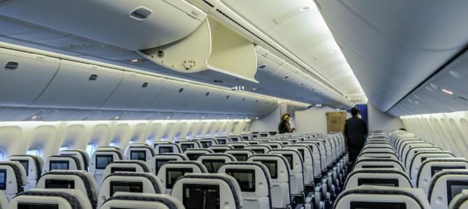 Sådan forbereder du dig til en lang flyvetur