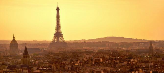 Summer in the city: Paris