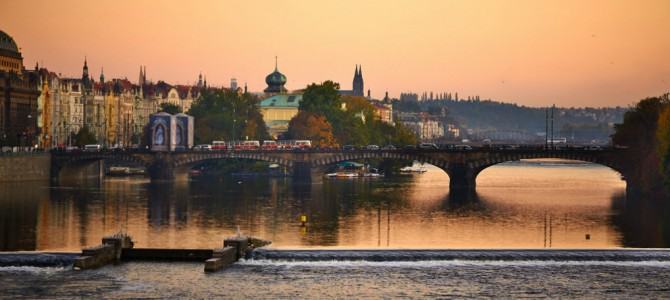 Summer in the city: Prag