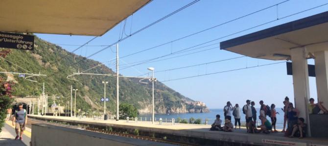 Interrail: 5 lande, 9 byer og 19 kopper morgenkaffe