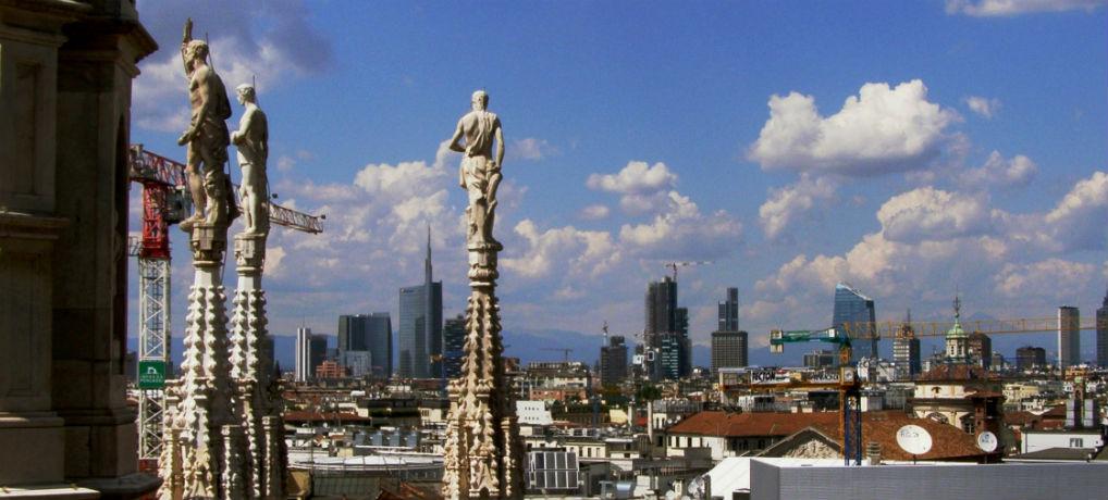 Milano-rejsentil