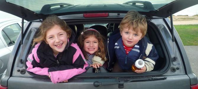 3 tips til kør-selv ferie med børn