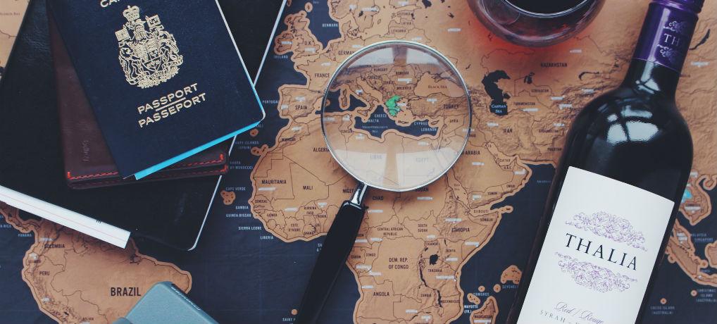 9 gode råd før du rejser på ferie