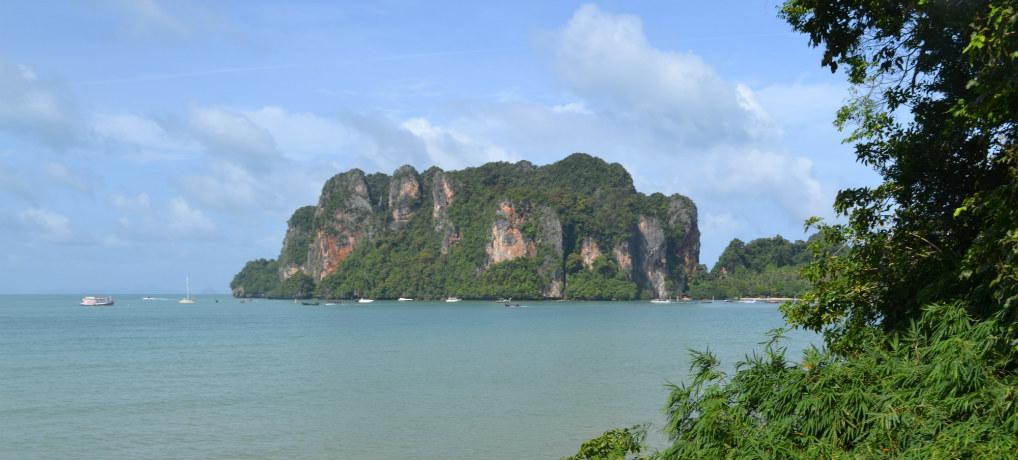 Thailands måske bedste ø-område mellem Phuket og Krabi