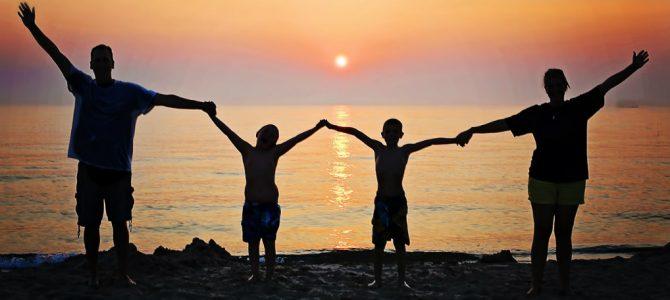 Sådan får du en god ferie med børnene