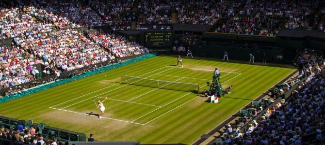 Kom med til Wimbledon