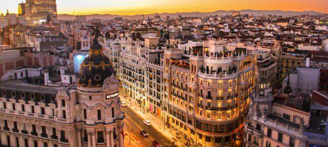 Oplev Madrid: Dette skal du lave i Spaniens hovedstad